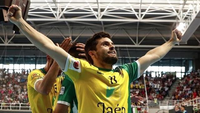 El golazo 'coast to coast' de Dani Martín (Jáen Paraíso Interior), mejor gol del año en la LNFS