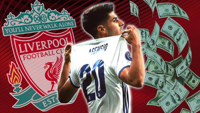 Euro Papers: Liverpool's €180m Asensio offer stuns Spain