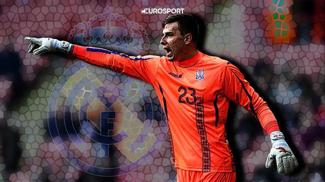 «Реалу» больше не нужно соблазнять Де Хеа или Аллисона. Теперь в Мадриде есть Лунин