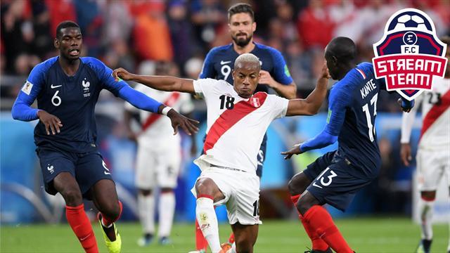 Pourquoi Kanté devrait jouer contre le Danemark… mais pas Pogba