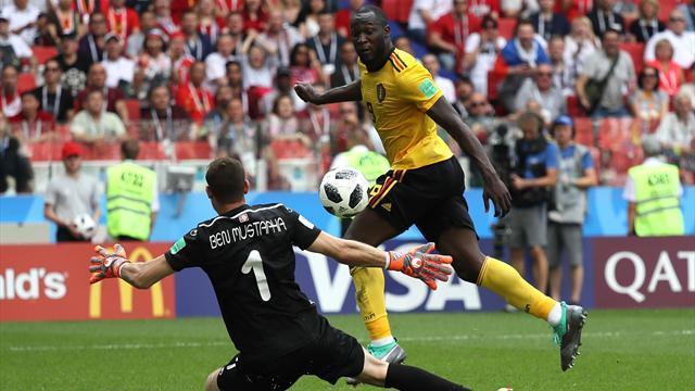 Höchster WM-Sieg: Belgien gegen Tunesien in Torlaune