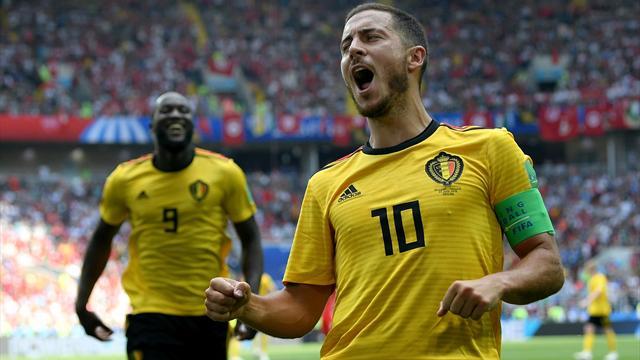 Le pagelle di Belgio-Tunisia 5-2: Lukaku devastante, Mertens assistman