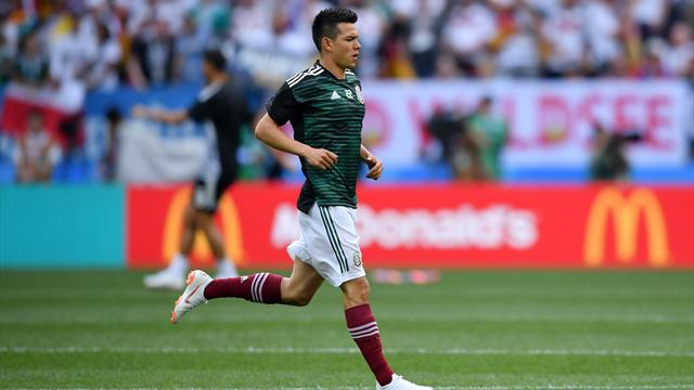 Corée du Sud – Mexique EN DIRECT