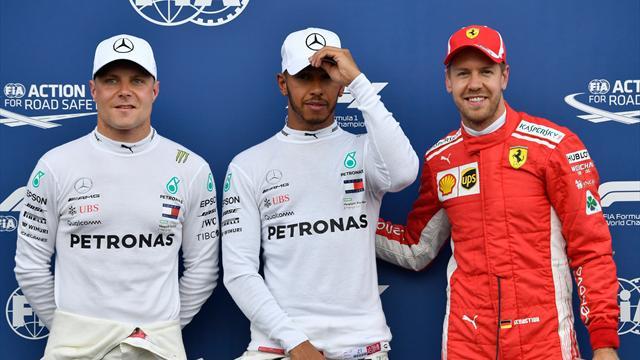 Hamilton'dan yarış komiserlerine Vettel sitemi