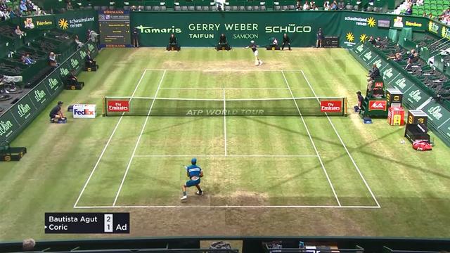 Corić w finale turnieju ATP w Halle