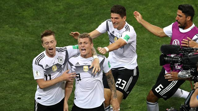 Kroos salva la Germania al 95': 2-1 alla Svezia, tedeschi vivi e vegeti!