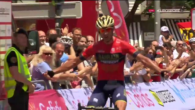 Campeonato de España: Gorka Izagirre se hace con el triunfo y avisa para el Tour de Francia