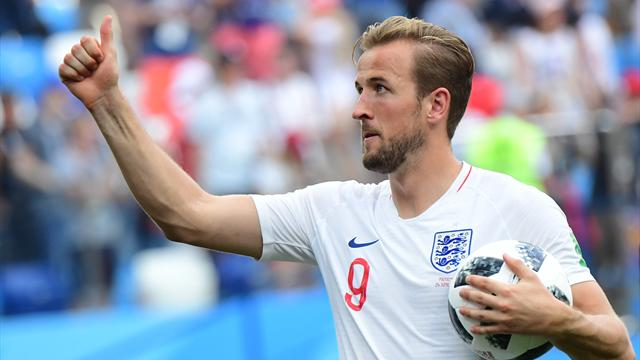 Mundial Rusia 2018: Harry Kane, disparado hacia la Bota de Oro con un dato que deja muy mal a Messi