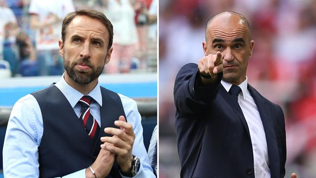Gareth Southgate says Colombia clash is England's game of the decade