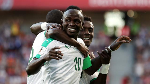 Senegal sweep Tanzania aside in mismatch""