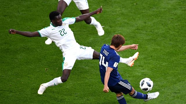 Le pagelle di Giappone-Senegal 2-2: Inui perfetto, Moussa Wagué ha già tanti estimatori