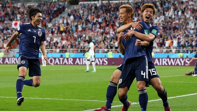 Gol, spettacolo e difese ballerine: 2-2 tra Giappone e Senegal