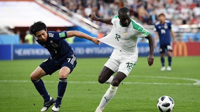 Le Sénégal et le Japon laissent ouvert le groupe H