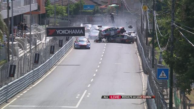 WTCR Portugal: El resumen de las tres carreras