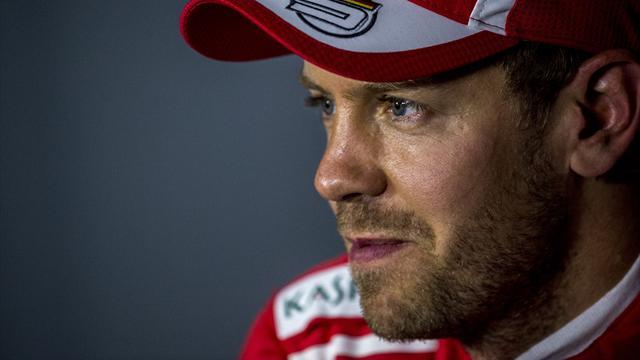 Vettel : 'Mon départ a été trop bon'