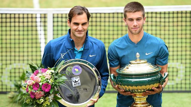 Même dans la défaite, Federer positive : «J'ai récupéré le maximum d'informations»