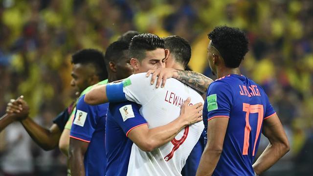 """James beflügelt Kolumbien - Polen desolat ausgeschieden: """"Uns fehlt Qualität"""""""