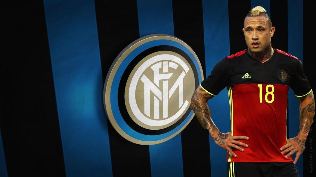 34944c4cc63 Inter Milan sign Radja Nainggolan from AS Roma on contract until 2022