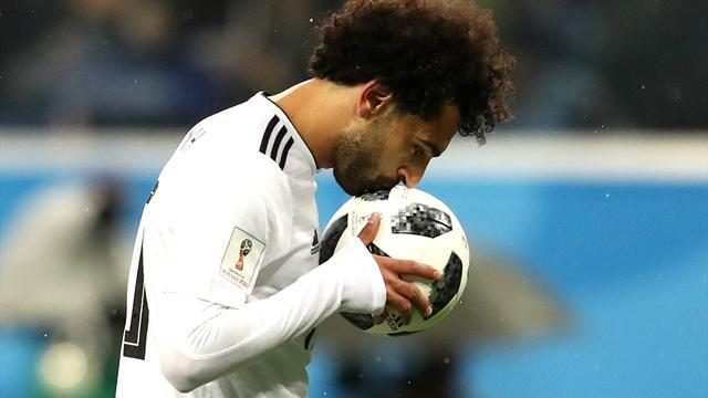 Salah retrouve l'Egypte avec des envies de revanche