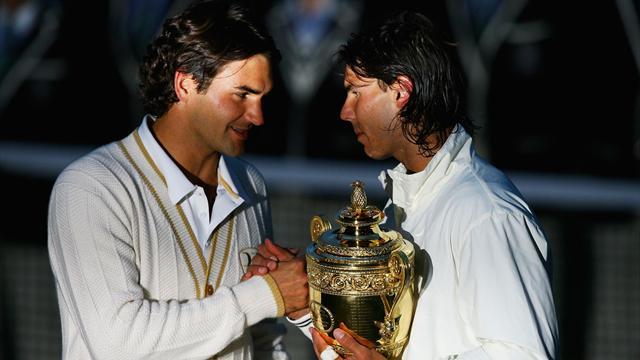 Federer-Nadal rekabetinin sembolik maçları