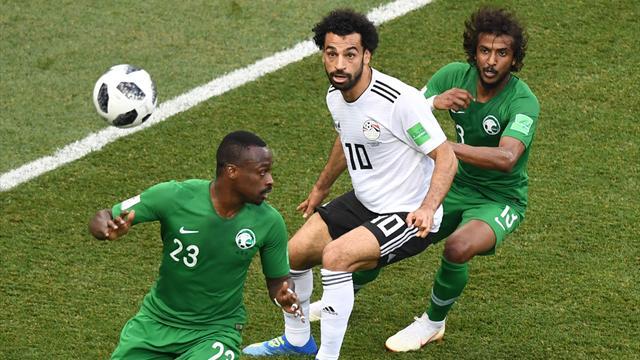 L'Arabia sorprende al 94' l'Egitto: finisce 2-1 per i sauditi alla Volgograd Arena