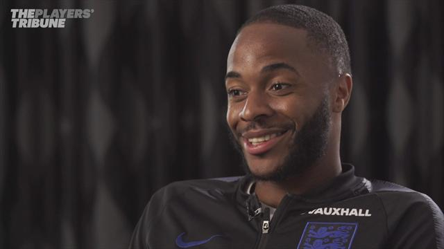 The Players' Tribune - Sterling: Why my mum stopped me playing for Arsenal