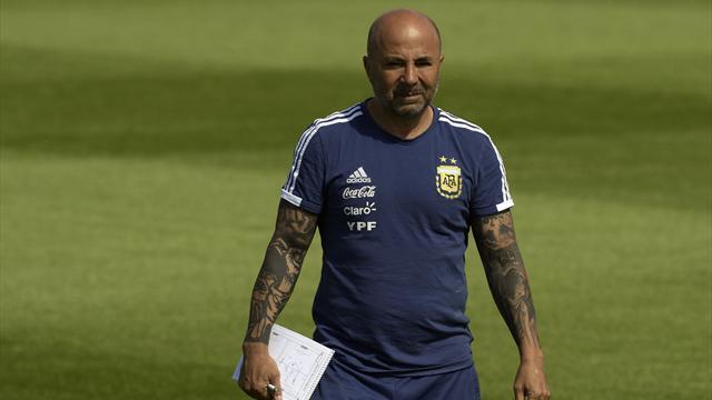 L'Argentine tourne la page Sampaoli