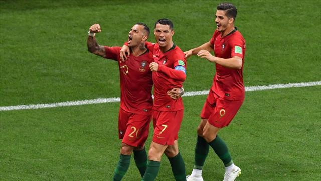 Che paura per il Portogallo! Ronaldo sbaglia un rigore, ci pensa Quaresma: 1-1 con l'Iran