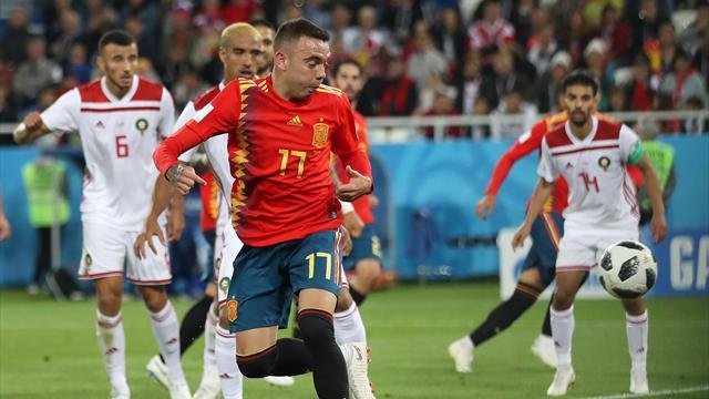 Au bout du thriller, l'Espagne hérite de la Russie et le Portugal de l'Uruguay