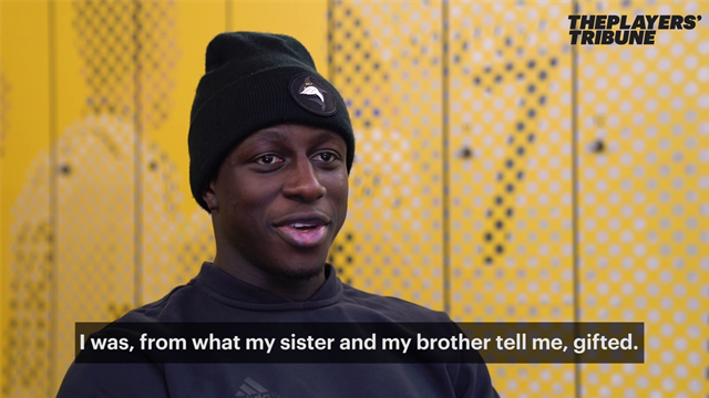 The Players' Tribune - Mendy: My brother not making it in football was a big motivation