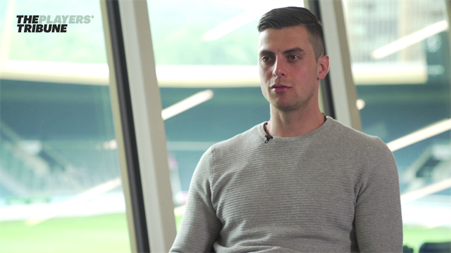 The Players' Tribune - Tomi Juric: I was bullied in school because of my background