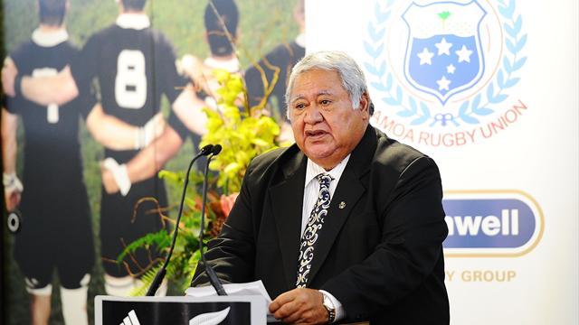 Harter Tobak: Samoas Premierminister verhöhnt deutsches Rugby-Nationalteam