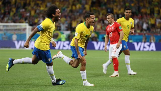 Thiago Silva, symbole d'une renaissance — Mondial