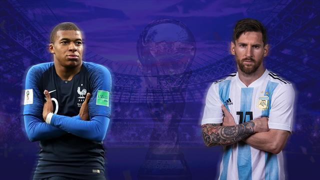 France – Argentine, le huitième de rêve