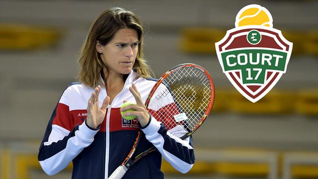 «Mauresmo est la personnalité dont le tennis français a besoin pour guider les jeunes»