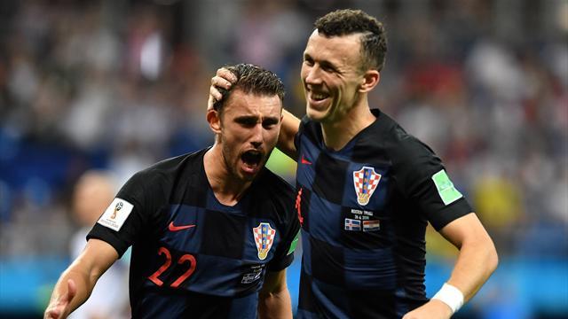 Kroatien holt Gruppensieg, tapferes Island ausgeschieden