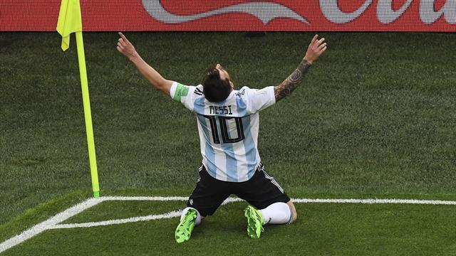 Messi : «On savait que Dieu était avec nous»