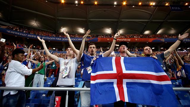 VOTE: Iceland named the best fans at the 2018 World Cup!