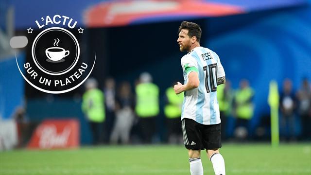 Argentine, Mahut, Allemagne, Brésil : l'actu sur un plateau