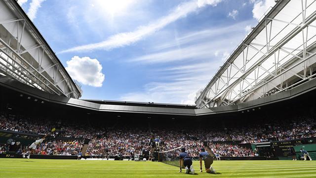 Minute Rolex: A Wimbledon, la subtile osmose entre tradition et évolution