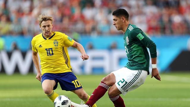 Schweden schießt sich zum Gruppensieg, auch Mexiko jubelt