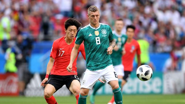 Retour de Kroos et Goretzka avec l'Allemagne, Hummels toujours écarté