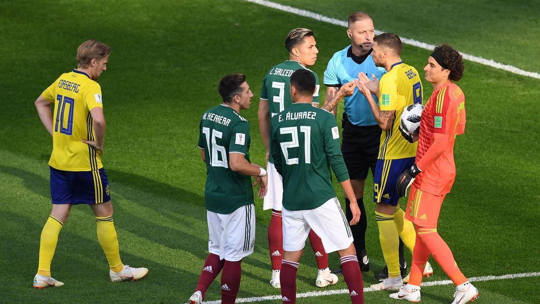9fe6c66044b2c WM 2018  Mexiko - Schweden JETZT LIVE im TV