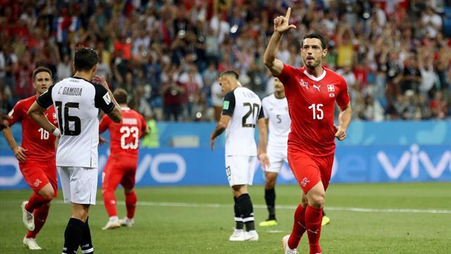 Schweiz müht sich gegen Costa Rica ins Achtelfinale