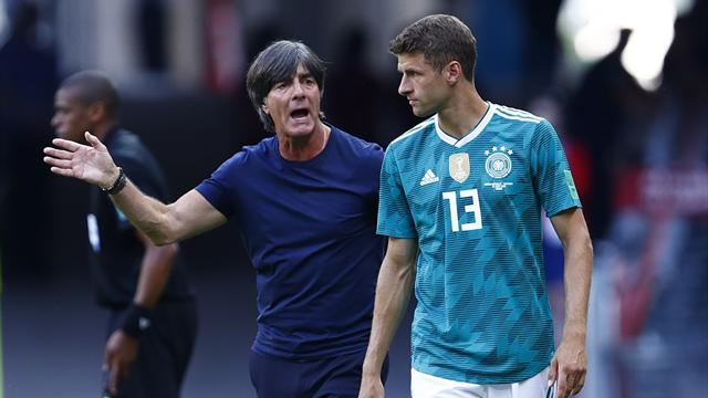 Historic Germany win leaves South Korea coach feeling 'empty'