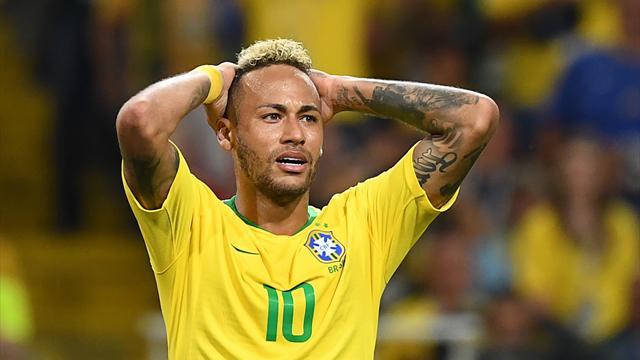 Buteurs : Neymar reste bloqué à une unité