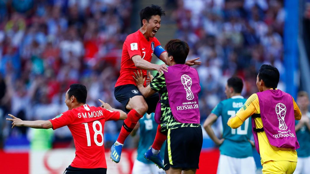 Korean players thought Germany win was enough to go through