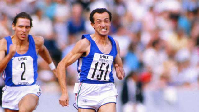 Pietro Mennea, il mito: la straordinaria rimonta per l'oro olimpico a Mosca 1980