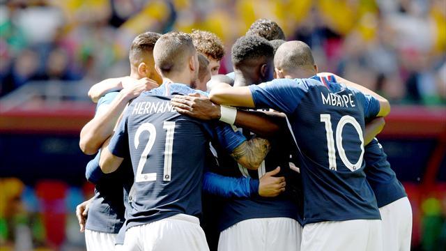 Êtes-vous incollable sur le parcours des Bleus dans cette Coupe du monde 2018 ?