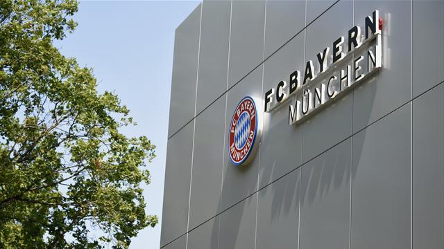 """Schilderstreich beim FC Bayern: Säbener Straße als """"Löwen-Revier"""""""